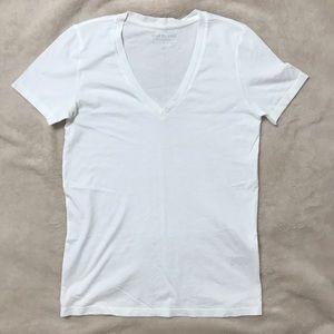 Everlane Cotton V-Neck T-Shirt